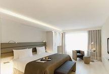 Our Rooms and Suites / The best rooms and suites in our Eurostars Hotels!  Sleep well :)