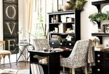 Decorating + Office Space