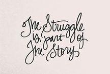 Keep the positivity ✩ / by Harmony Parrish