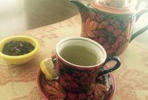Let's Have TEA Together / Add your sweets and tea #Recipes here! What would be YOUR Idea for a good #Tea with your friend? Or even when you need a break from the bustle of this busy world and just say Ahhh.  Let's share our worlds through sharing our food.  ++++NO GIVEAWAYS ARE WELCOME PLEASE ++++