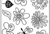 Colouring Pages  / by Linda Lamos