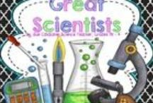 Science is awesome! / by Linda Lamos