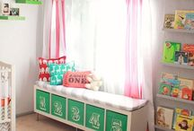 Girls' Rooms / by Michelle Dolan
