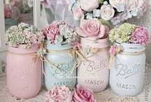 Recycle -  Jars, Bottles & Tin Cans / Recycle and repurpose old jars, bottles and tin cans