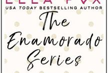 "The Enamorado (In Love) series / USA Today Bestselling author Ella Fox brings you the Enamorado series. Enamorado is Spanish for ""In Love"" and you're sure to fall for these sensual Spanish alphas."
