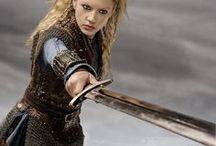 "Characters | Lagertha / Viking shieldmaiden from ""Vikings"", played by Katheryn Winnick"