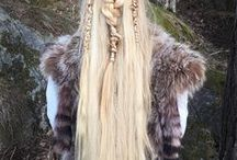 Costume | Ancient Times Shieldmaiden