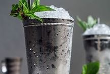 Mint Juleps   Cocktails / The Kentucky Derby favorite shouldn't be whipped up only once a year. Try these recipes.