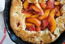 Georgia Peaches   Recipes / Pay homage to Georgia's favorite fruit with these recipes.