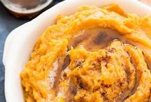 Sweet Potatoes   Recipes / Show some sweet potato love with these inventive recipes with the root.