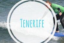 Travelling Tenerife