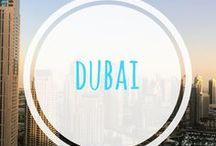 Travelling Dubai & Abu Dhabi