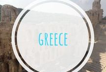 Travelling Greece