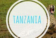 Travelling Tanzania - Kilimanjaro & Safari / Travelling Tanzania - Kilimanjaro & Safari