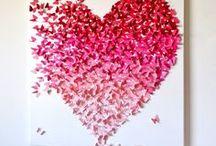 Coeurs / Une collection de coeurs
