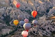 Bucket List / Amazing, beautiful, once-in-a-lifetime destinations, events, and activities