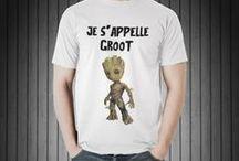T-Shirts humour / T-shirts humour 100% coton bio chez Bee Cool imprimés en sérigraphie pro.