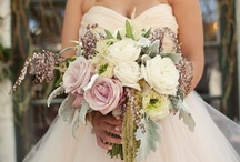 bouquets  / by Details Weddings & Events