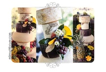 wedding cakes  / by Details Weddings & Events