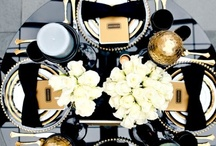 modern wedding decor / by Details Weddings & Events