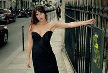 LA PETITE ROBE NOIRE - / ** lbd * classic * essential ** / by Nancy Osorio