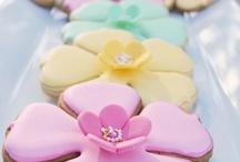 Pretty Cookies / by Pretty Sweetz