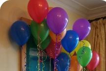 Birthday FUN! / by Amanda Tanaka