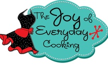 Recipes on www.thejoyofeverydaycooking.com