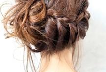 hair ideas / by Micaiah Brown