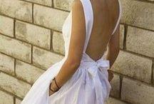 LA PETITE ROBE BLANCHE / ** lwd * feminine * fashion ** / by Nancy Osorio