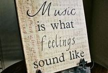 Music / by Penny McGahen