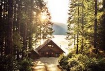 COZY COTTAGE - / ** country * cottage * the simple life **
