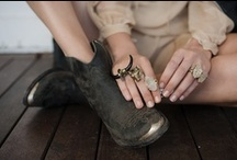 SOUTHWEST - / ** modern cowgirl **