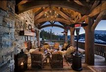 Outdoor Living / by Penny McGahen