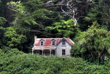 abandoned and historic places in New Zealand