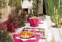 PRETTY GARDEN GOODIES -  / ** patio furniture * sunrooms * garden things ** / by Nancy Osorio