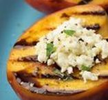 Grilled / Cheesy recipes best served grilled.