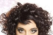 Curly Hair / Hairstyles and stuff for naturally curly hair like mine