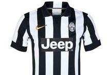 Serie A Football kits