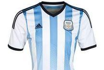 South American International Kits