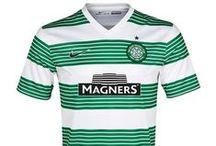 Scottish Premier League Kits