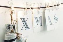 Christmas Deco / Ideas para decorar en #Navidad .... #Christmas #Deco