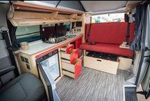 VW Bus Camper Ausbauten / Custom Camper Ausbauten und Ausbauer vom VW Bus