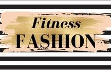 Fitness fashion / Fitness outfits and fashion