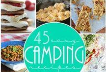 Camper Rezepte / Im VW Bus Camper realisierbare Rezepte für die kleine, große Küche