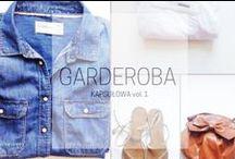 GARDEROBA KAPSUŁOWA / #capsulewardrobe #garderobakapsułowa #minimalizm
