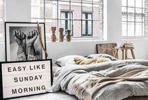 Rooms [ Habitaciones para soñar] / Habitaciones con estilo, para soñar. #rooms #habitación #soñar