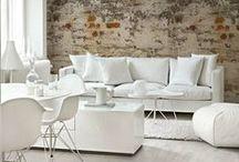 Living Rooms [ salones modernos] / Ideas para decorar los salones más chic y divertidos. ¿Cuál es vuestra propuesta favorita?  #livingrooms #livingroom #salon #salones #modernos