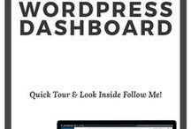 Wordpress / How to make an beautiful  website with WordPress themes and plugins, resources and information how to design your word press website.