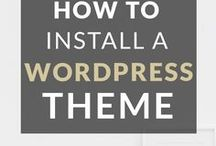 Wordpress Themes / Collection of high quality free and premium Wordpress themes.